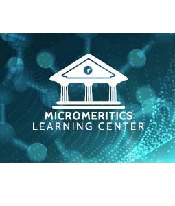 Micromeritics e-Learning Portal image
